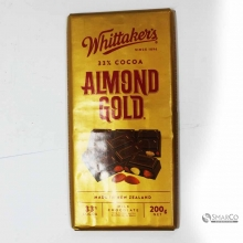 WHITAKERS ALMOND GOLD MULTI 200 GR 9403142002252