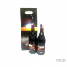 WINE GIFT PACK A2( PUGLIA LAMBRUSCO 2 PCS)