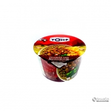 YOMP CHICKEN & MUSHROOM  FRIED NOODLE 145 GR 1014120020241 8992388133550