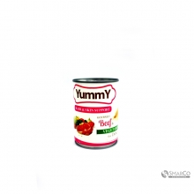 YUMMY DOG CANNED FOOD BEEF VEGETABLE 375 GR 24315729