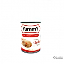 YUMMY DOG CANNED FOOD CHICKEN 375 GR 24315726