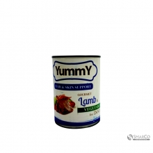 YUMMY DOG CANNED FOOD LAMB VEGETABLE 375 GR 24315731