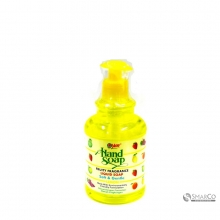 YURI HAND SOAP LEMON BOTOL 410 ML 1015040020029 8886030223846